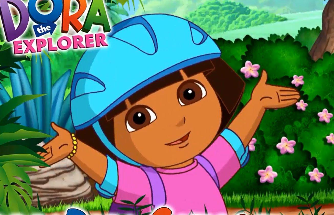 Dora The Explorer Baby Dino Video