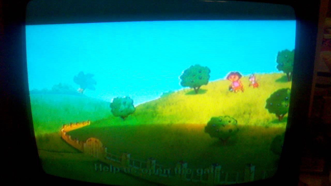 Dora The Explorer Berry Hunt Credits