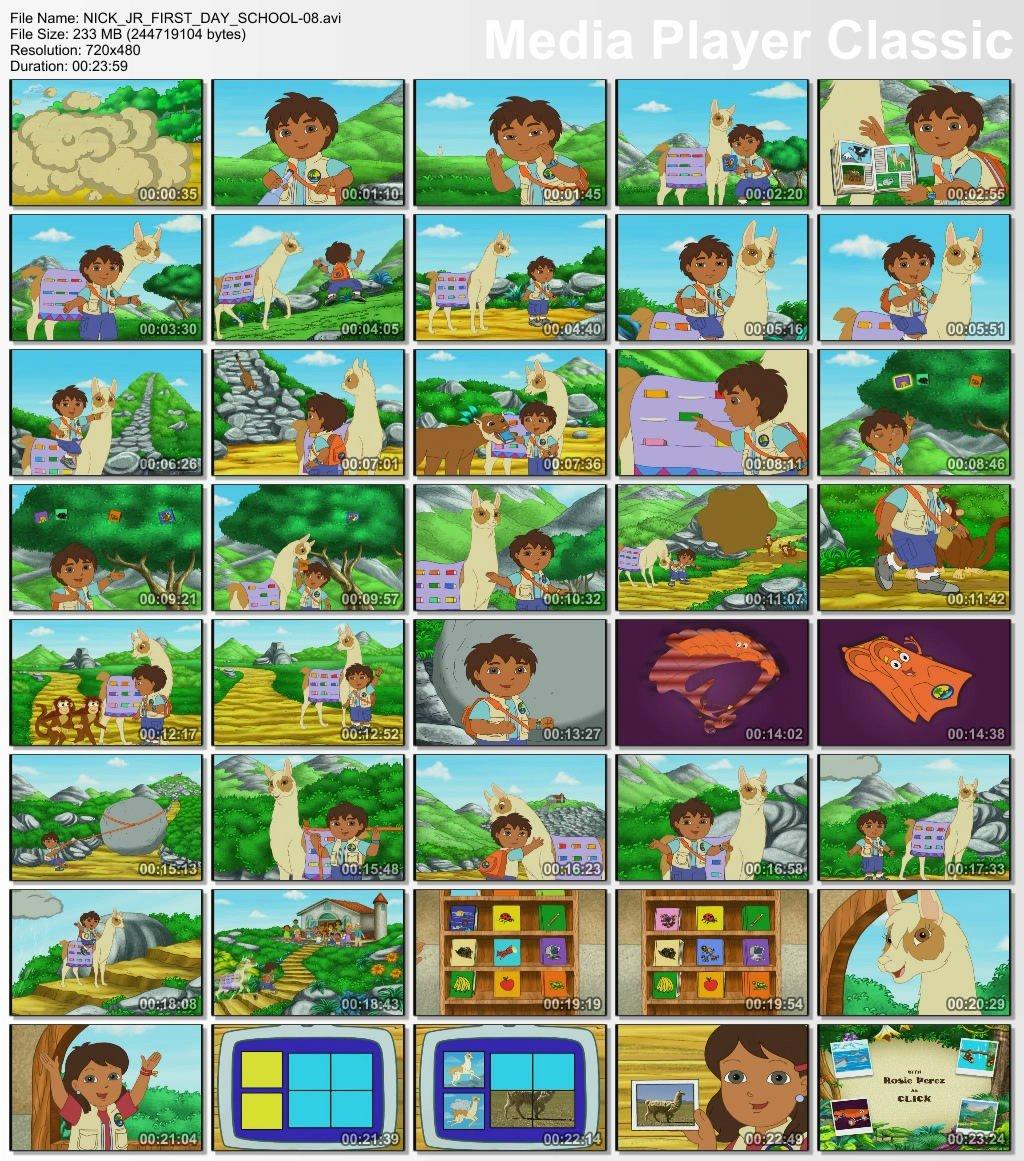 Dora The Explorer We All Scream For Ice Cream Youtube