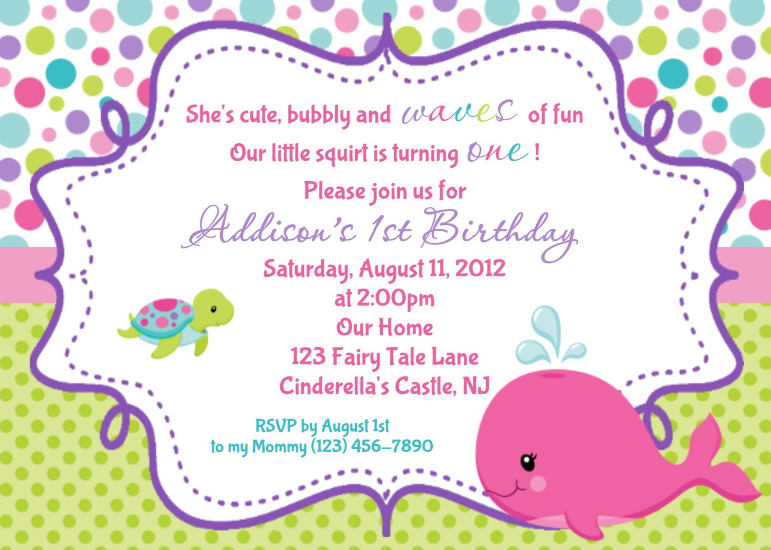 E Invitations For Birthday