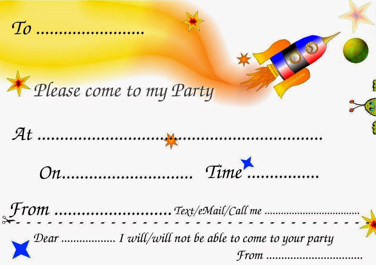 Easter Birthday Invitations Printable