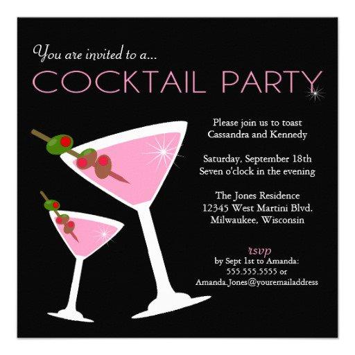 Elegant 21st Birthday Invitations Templates