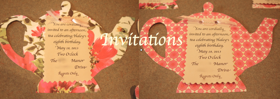 Elegant Affair Invitation Church