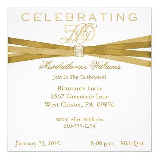 Elegant Birthday Invitations For Women