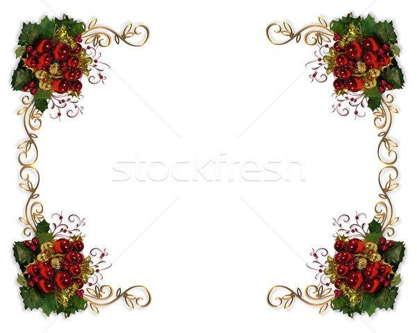 Elegant Christmas Party Invitations Templates
