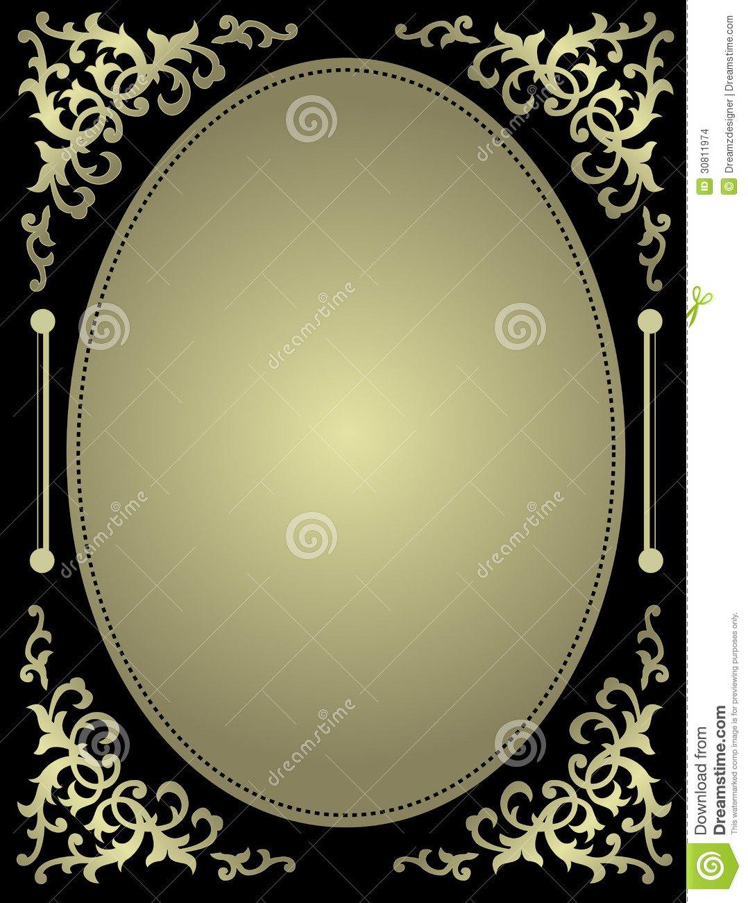 Elegant Wedding Invitation Background Designs