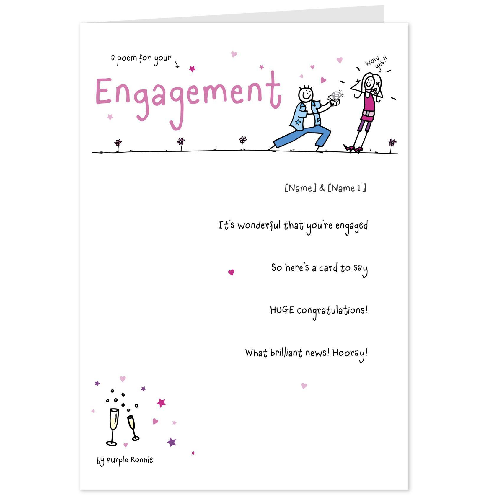 Engagement Invitations Hallmark