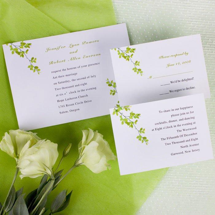 Fancy Wedding Invitations Online
