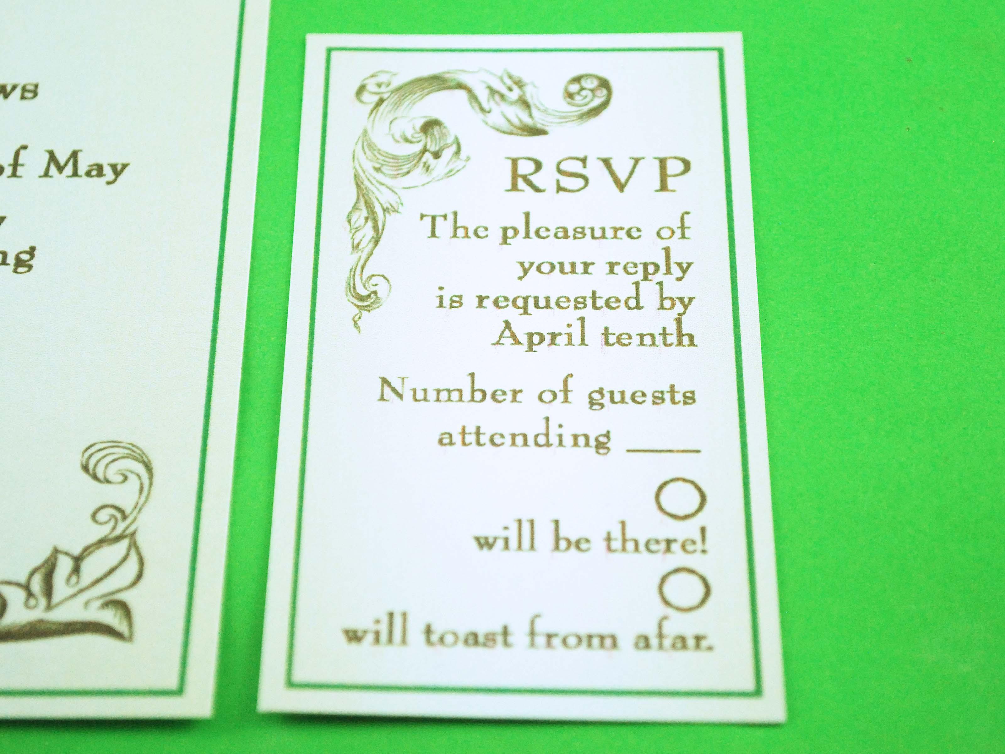 Formal Party Invitation Wording