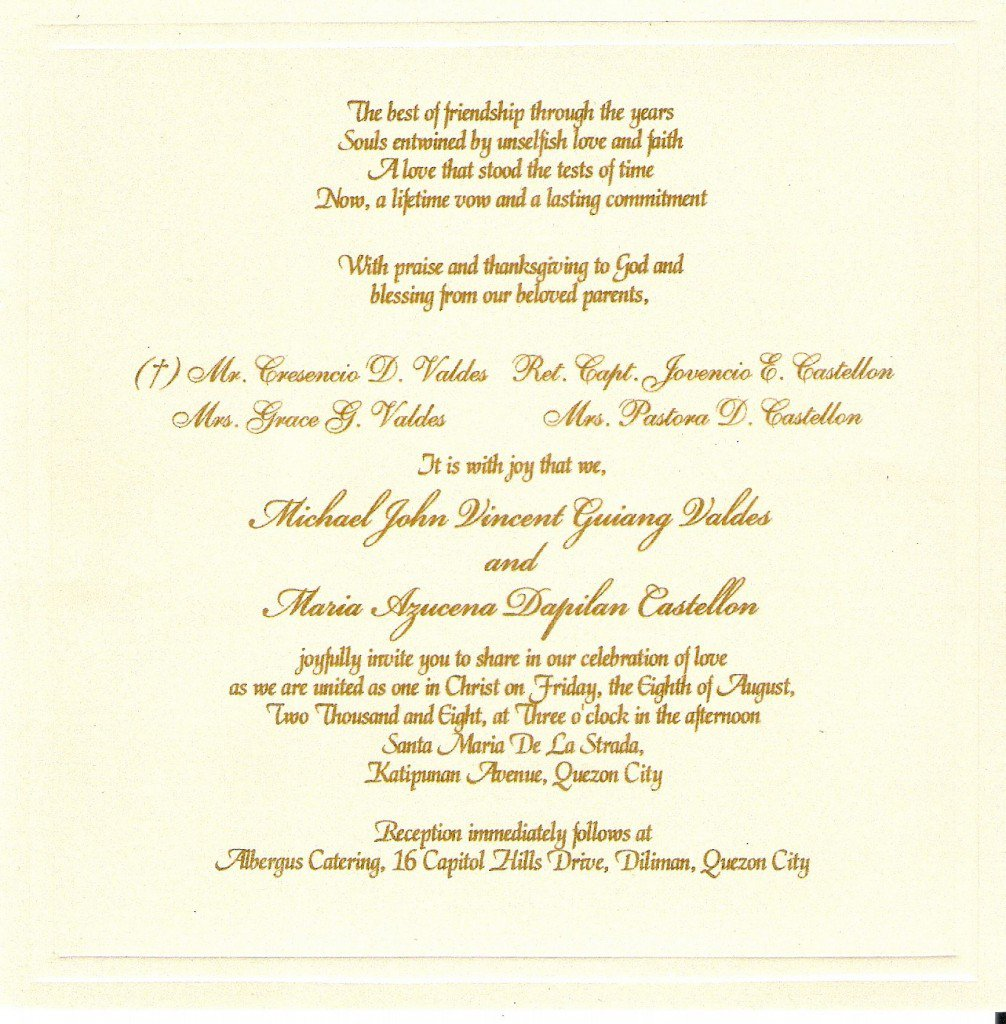 Free Anniversary Invitations To Print
