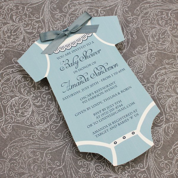 Free Baby Shower Invitation Templates To Print At Home