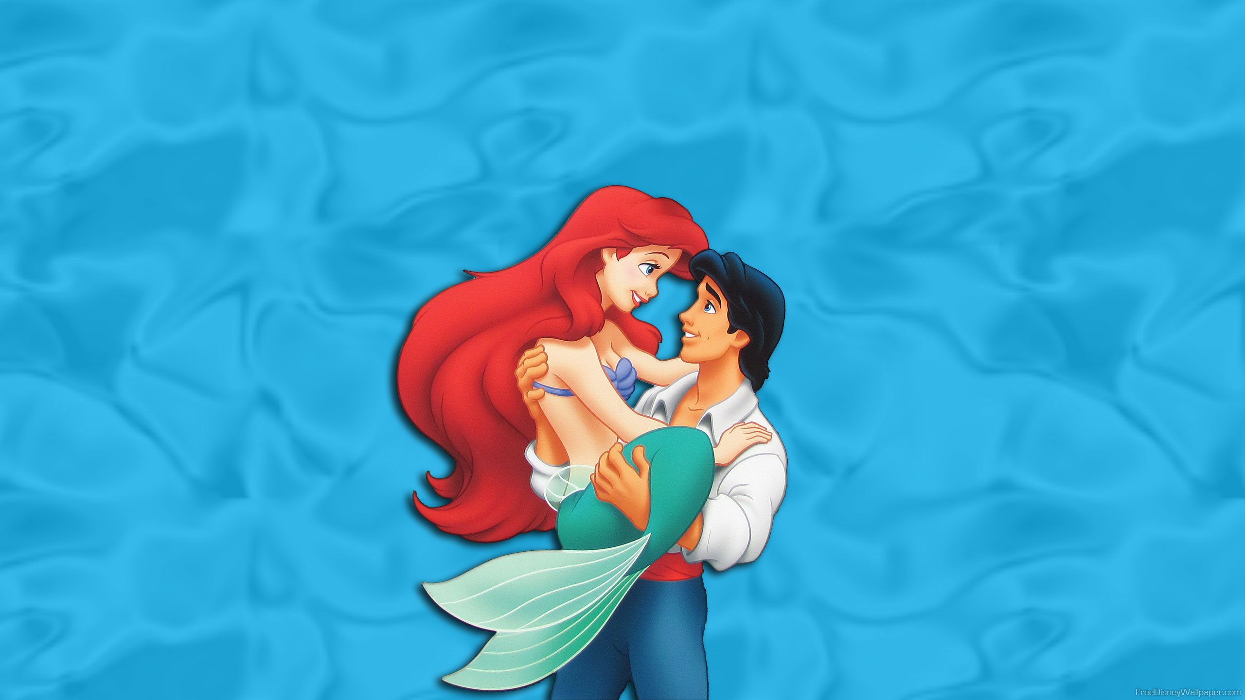Free Little Mermaid Wallpapers Download
