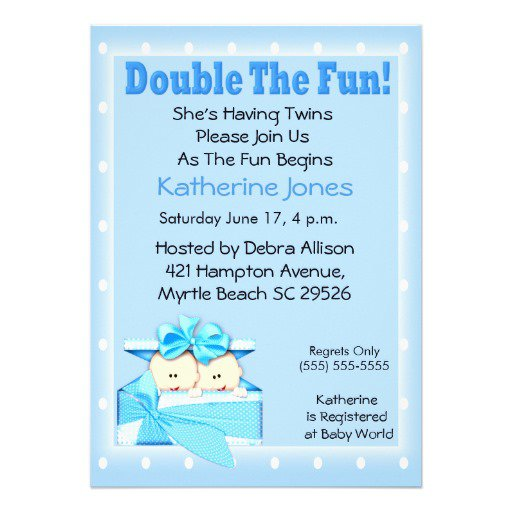 Free Printable Baby Shower Invitations For Boys