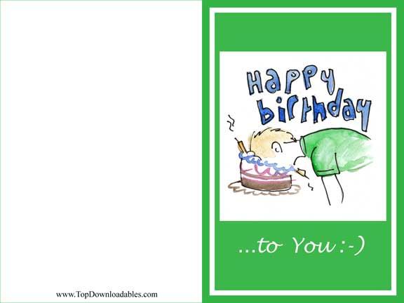 Free Printable Birthday Invitations For Him