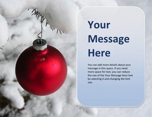 Free Printable Christmas Flyers. 500 X 386 ...