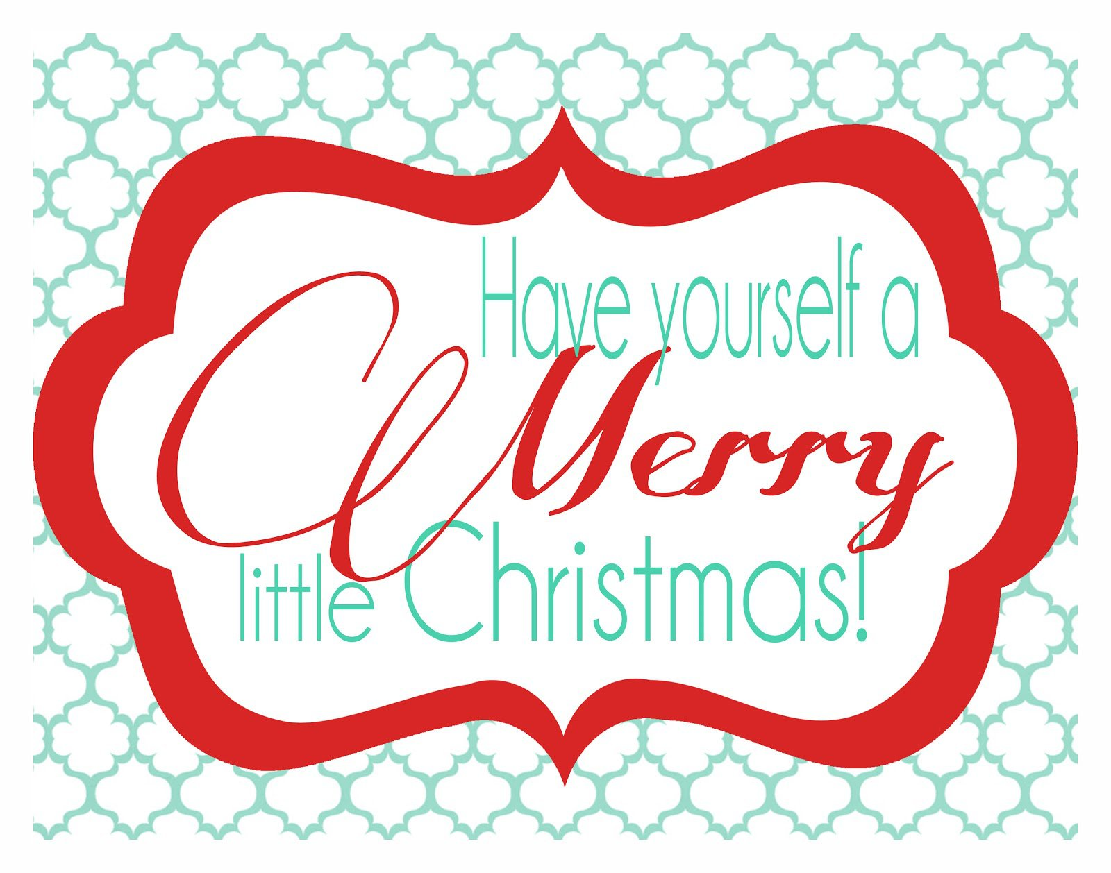 Free Printable Christmas Closed Signs