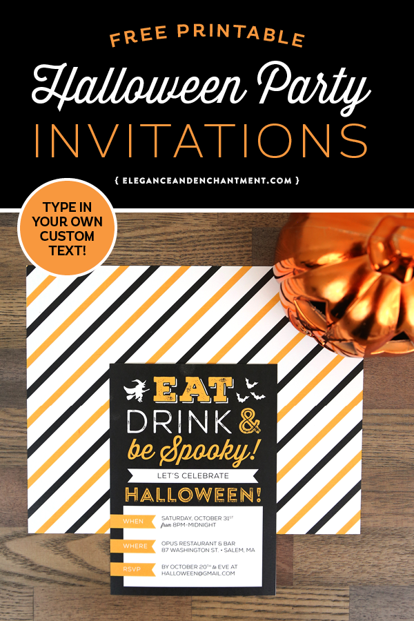 Free Printable Invitations For All Occasions