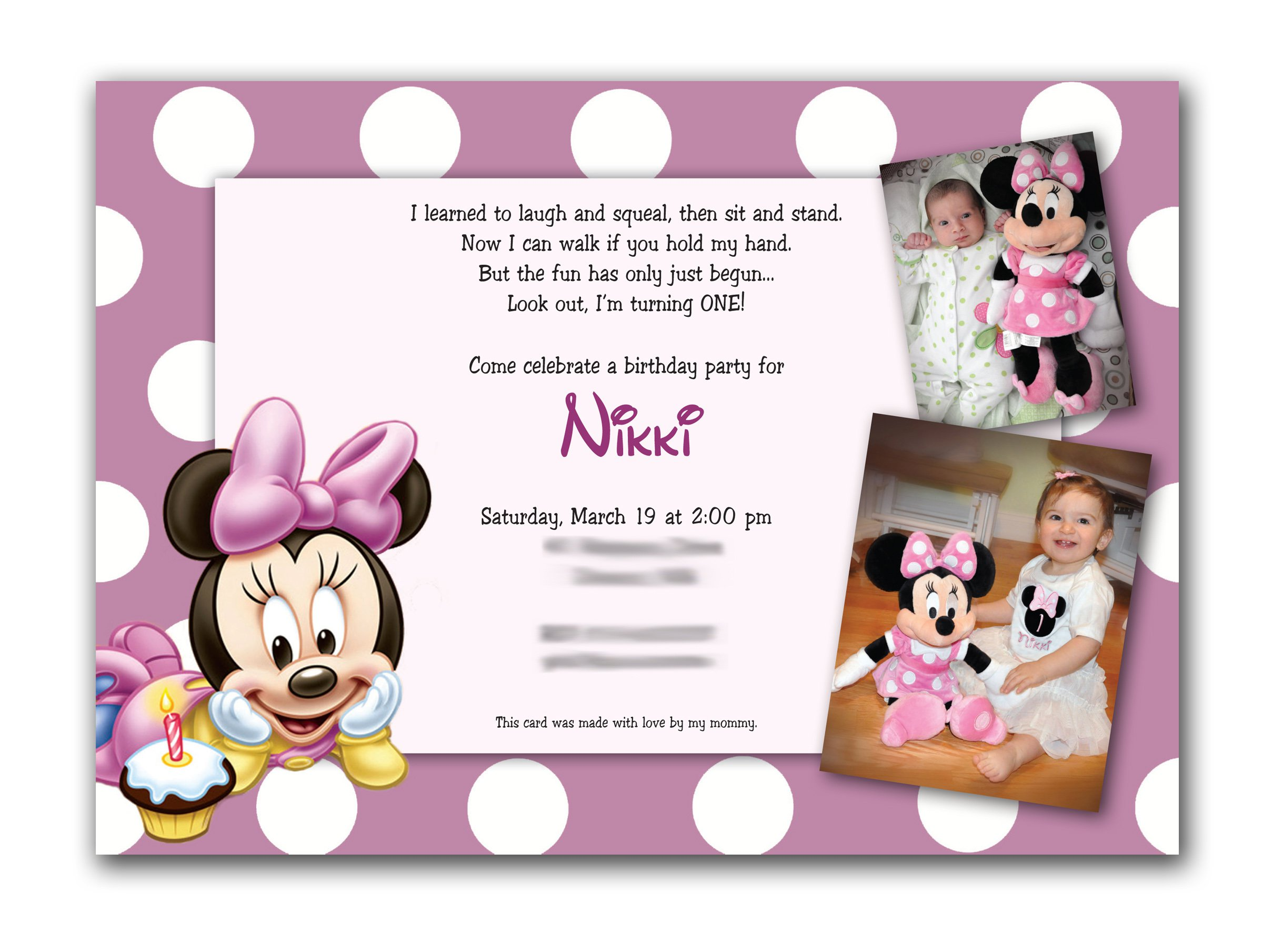 Fun Invitation Wording For Birthday