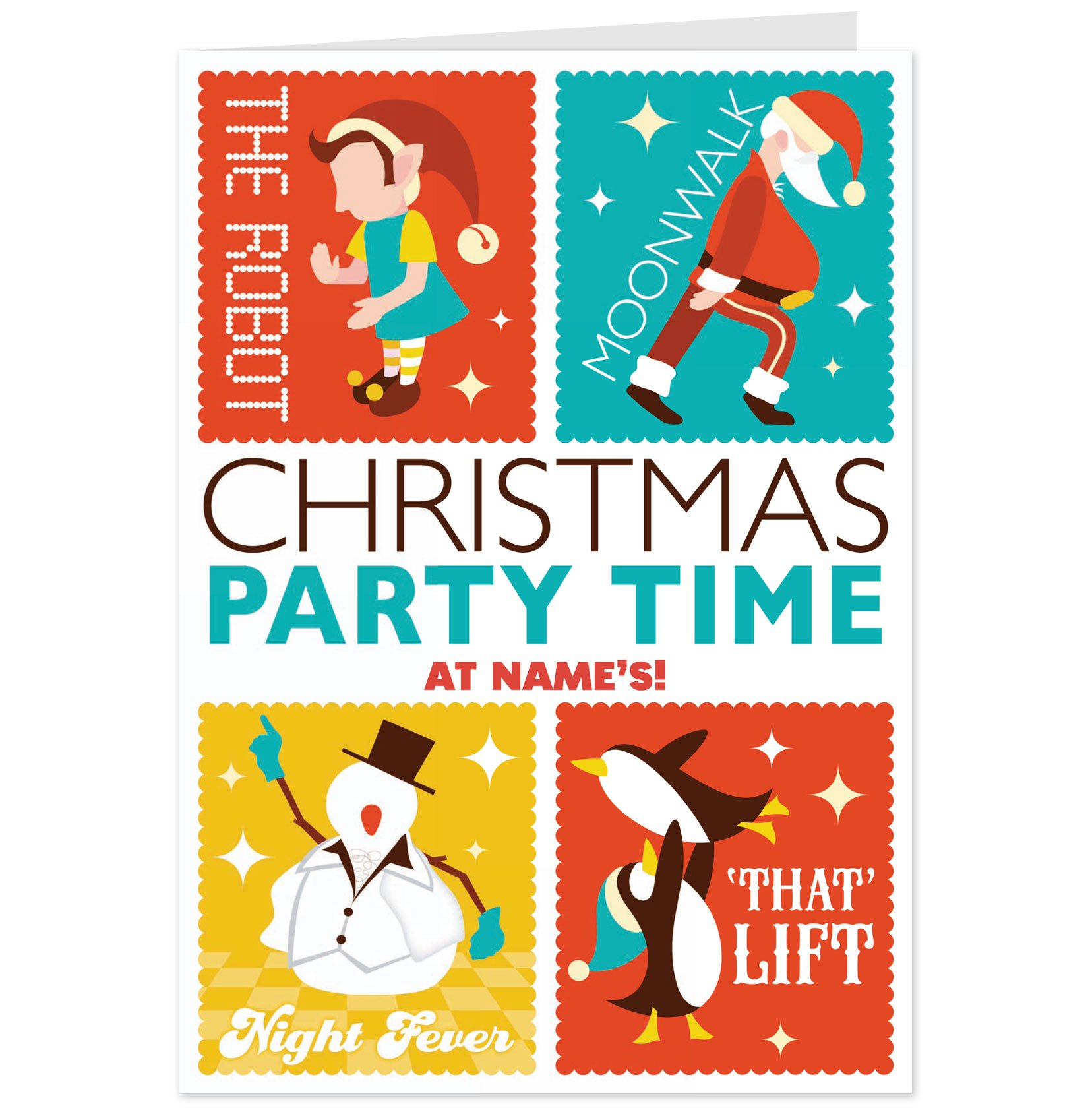 Christmas Party Invitations – Party Invitation Funny
