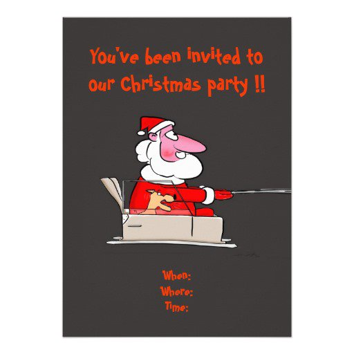 office christmas party invitations, Party invitations