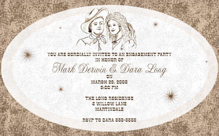 Funny Wedding Invitation Wording