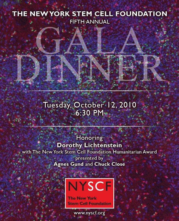 Gala Event Invitation