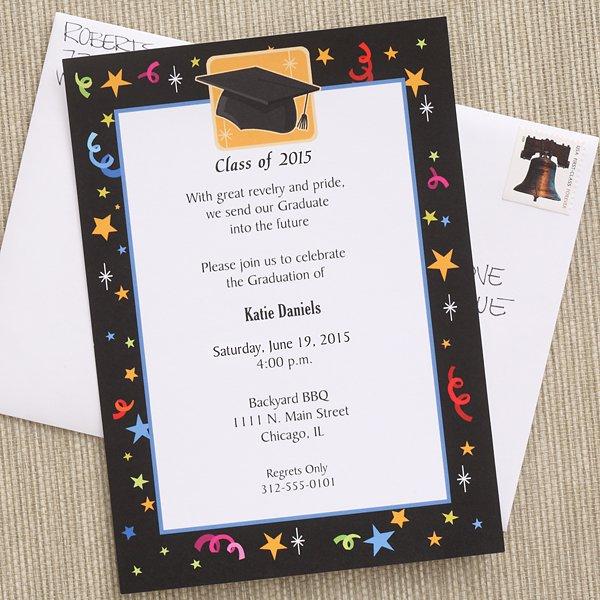 Graduation Invitations Product