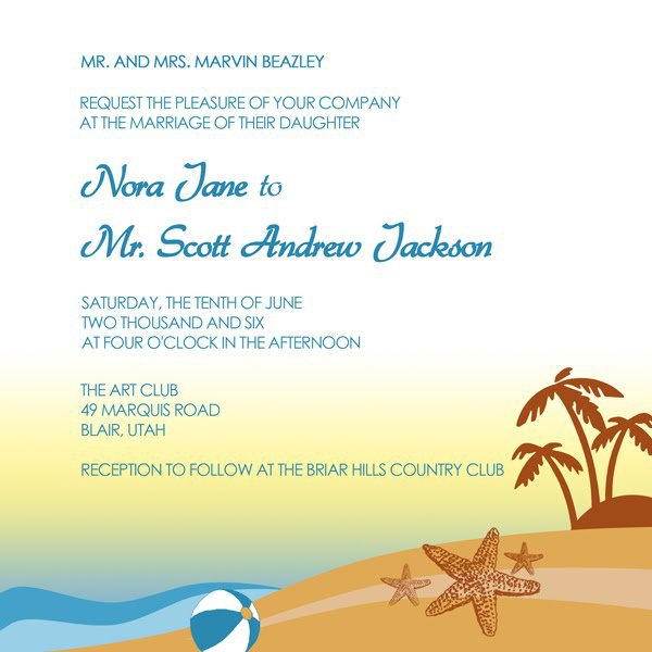 Hallmark Wedding Invitations Online
