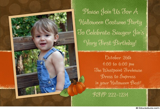 Halloween Costume Party Invitation Wording Ideas