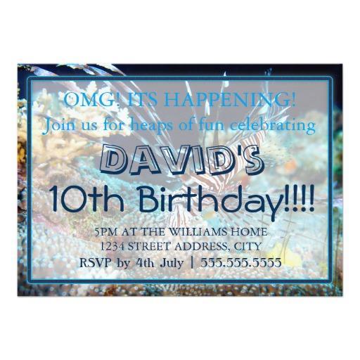 Halo Birthday Invitation Template