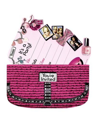 Handbag Invitations