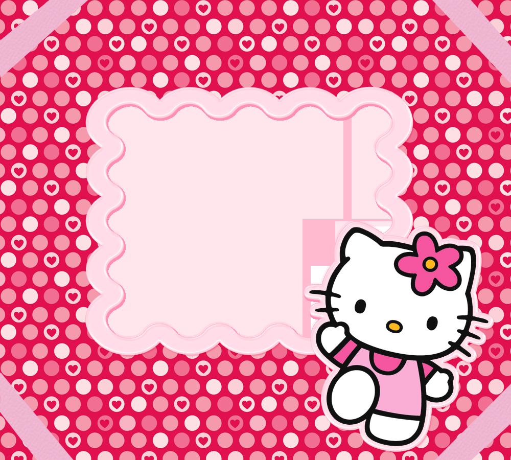 Hello Kitty Christmas List Templates