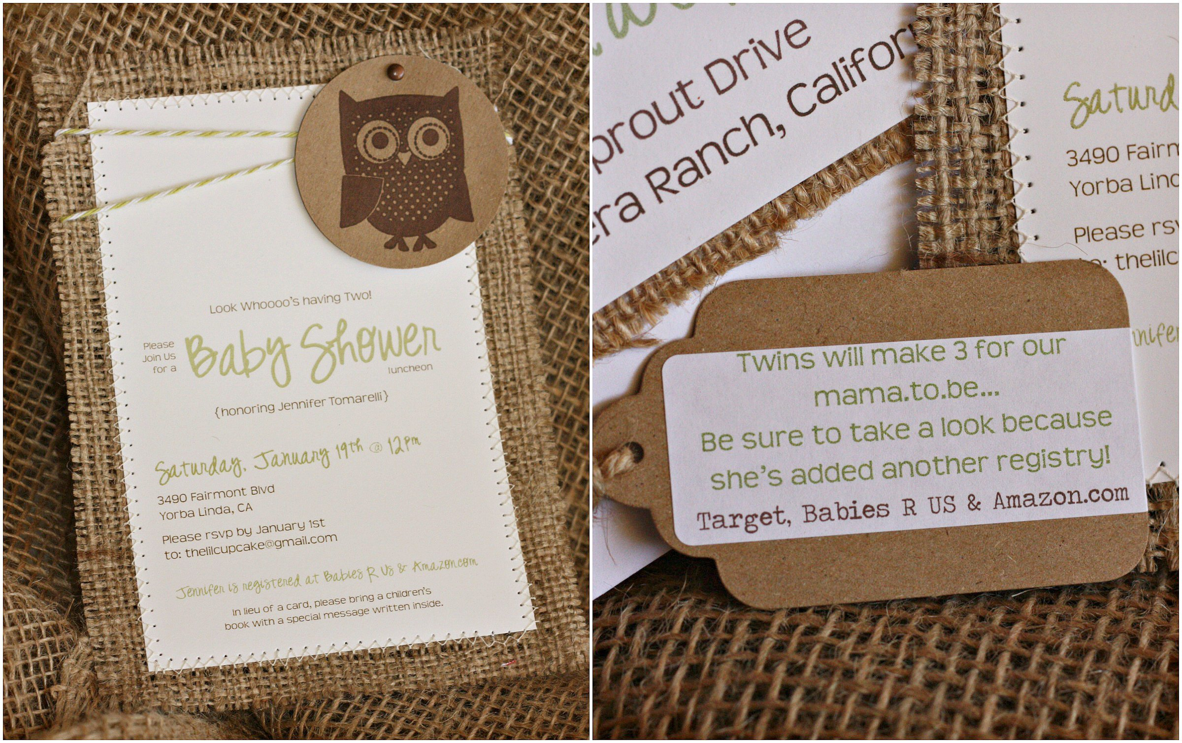 Hobby Lobby Baby Shower Invitation Kits