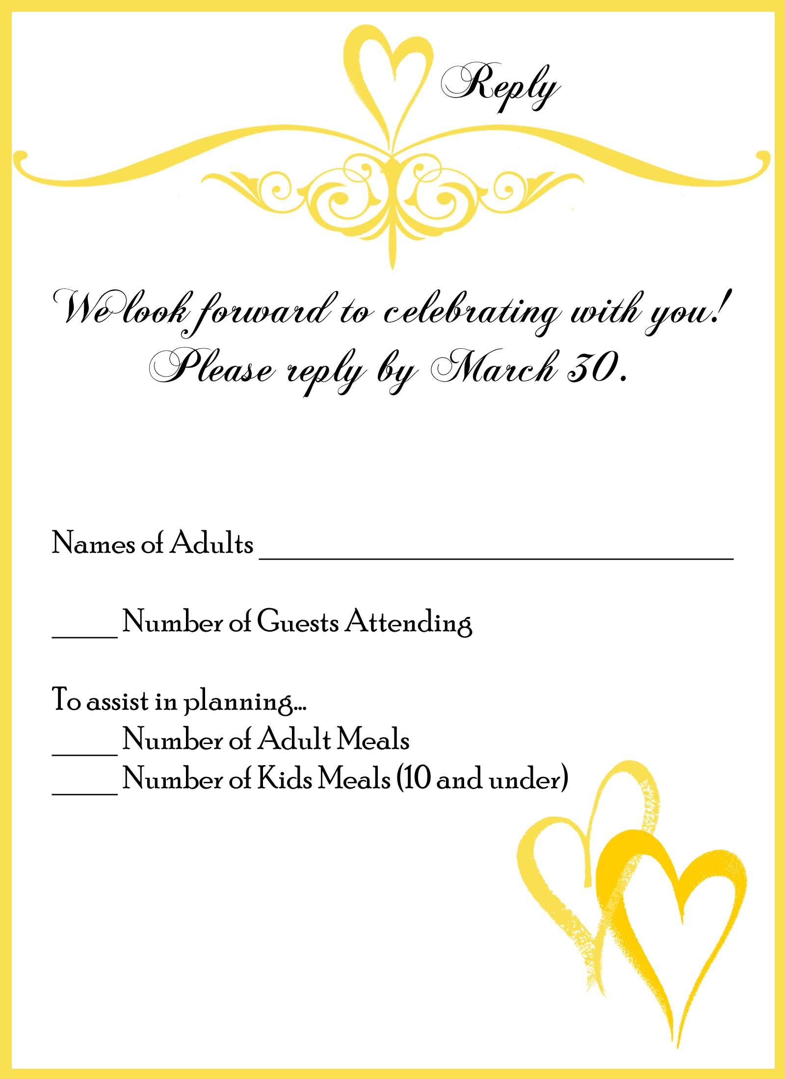 How To Include Directions In Invitations