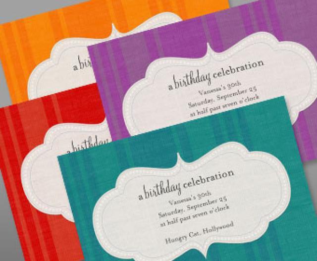 Hp Free Printable Birthday Invitations