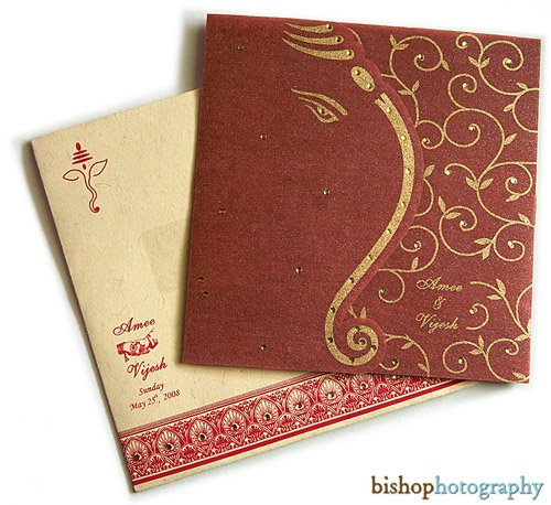 Indian Invitations