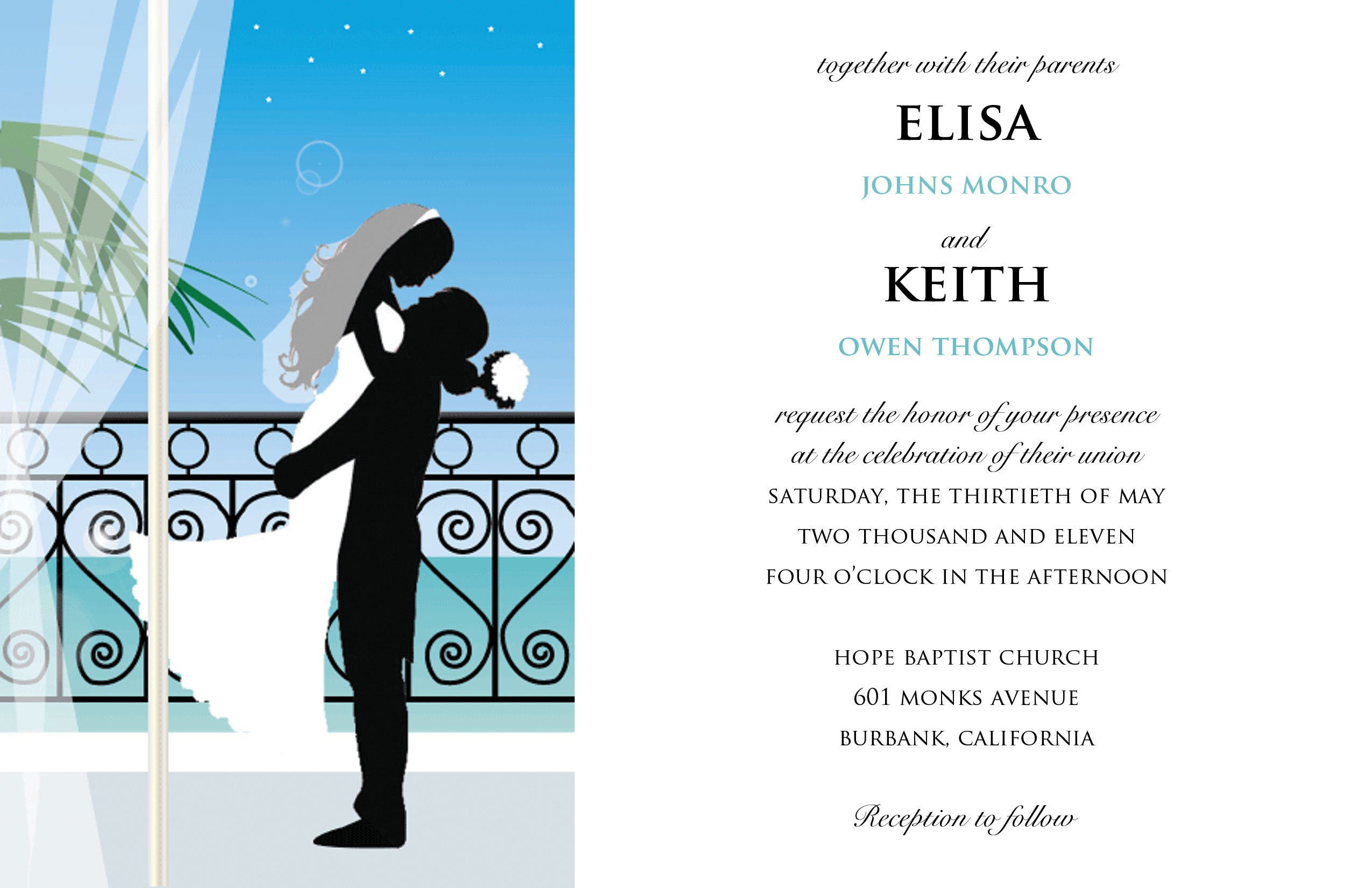 Invitation Card Design Samples