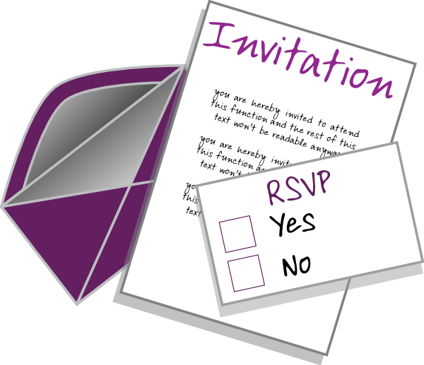 Invitation Icon Png