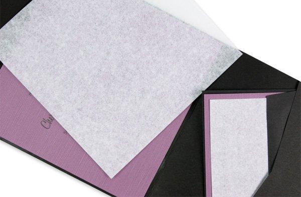 Invitation Insert Tissue Paper