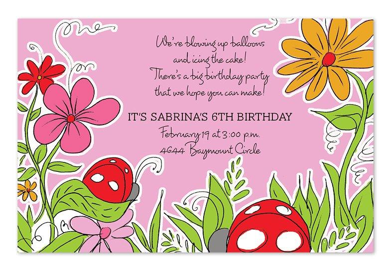 Invitation Wording In Spanish For Birthday