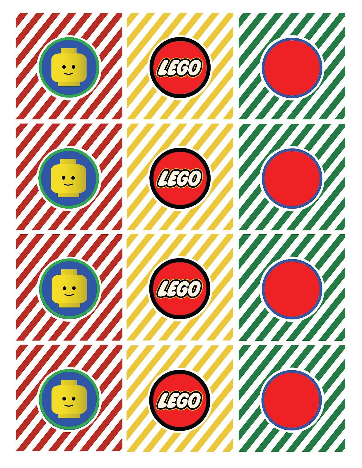 Printable Birthday Cards – Printable Lego Birthday Cards