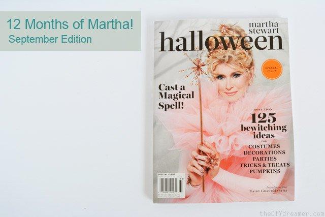 Martha Stewart Halloween Templates 2013
