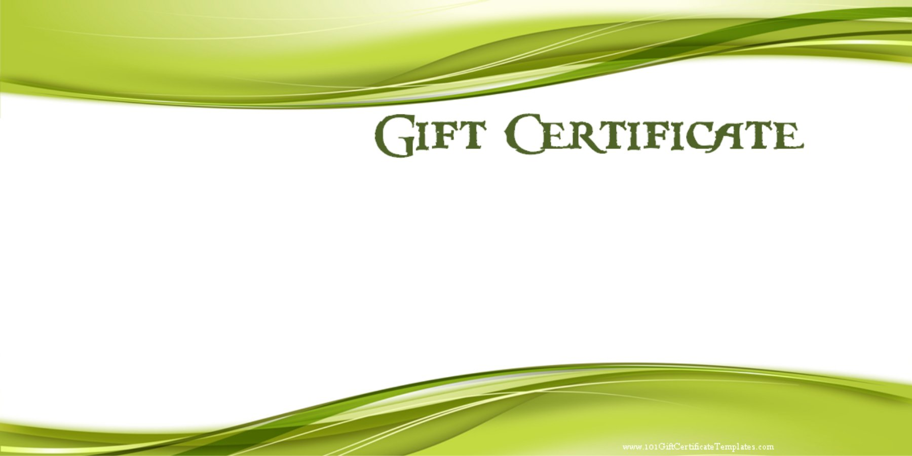 Best Free Mage Therapy Gift Certificate Template Images Gallery
