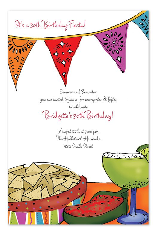 Mexican Wedding Invitation Templates Free