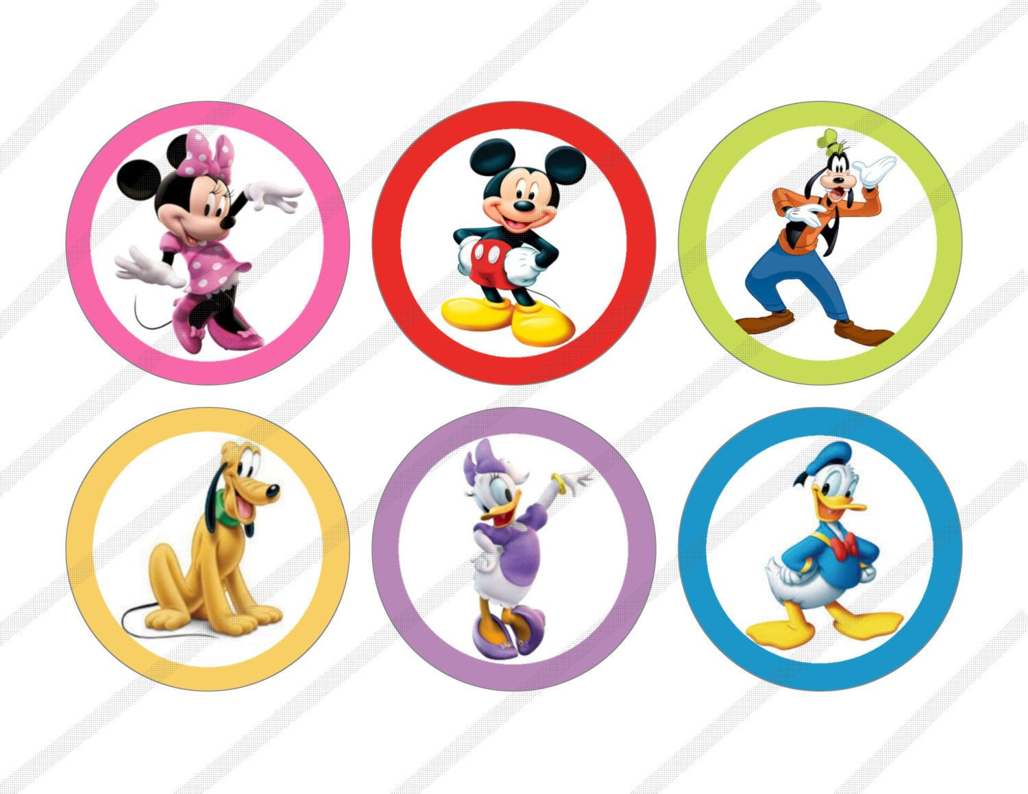 Mickey Mouse Clubhouse Printables