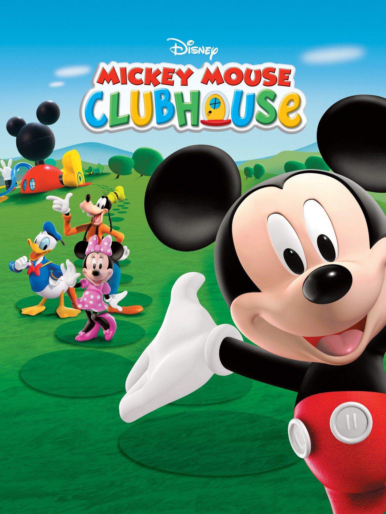 Mickey Mouse Clubhouse Tv Shows