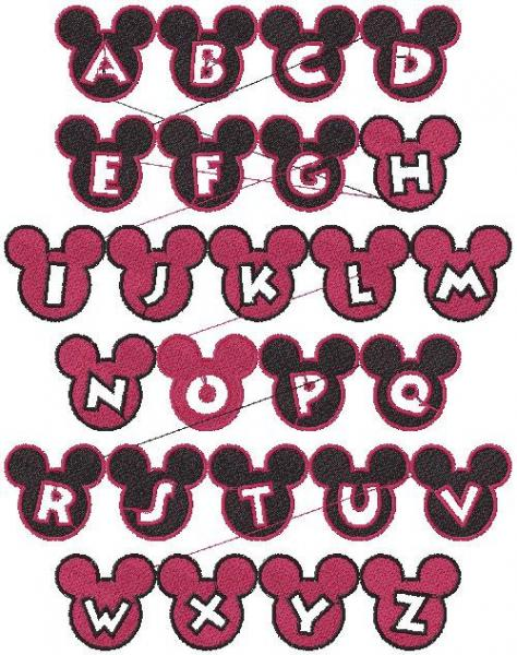 Mickey Mouse Free Font