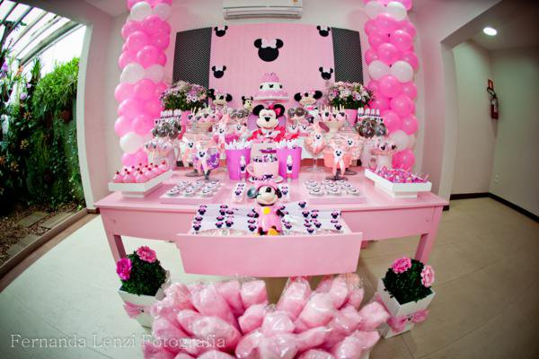 Minnie Mouse Bday Party Ideas