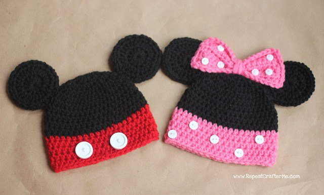 Minnie Mouse Photo Prop Pattern