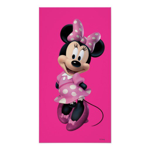 Minnie Mouse Pictures To Print